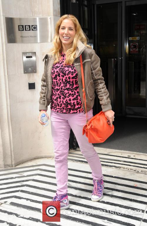 Jasmine Harman at BBC Radio 2