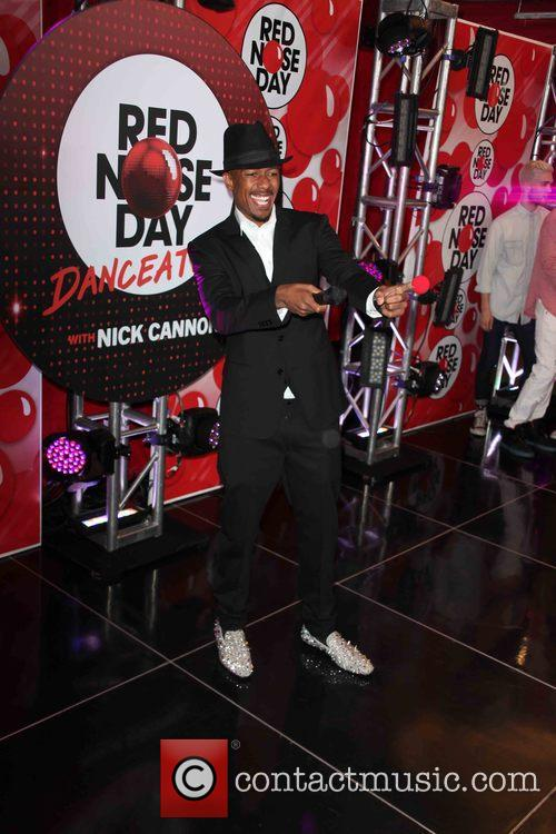 Red Nose Day Danceathon with Nick Cannon