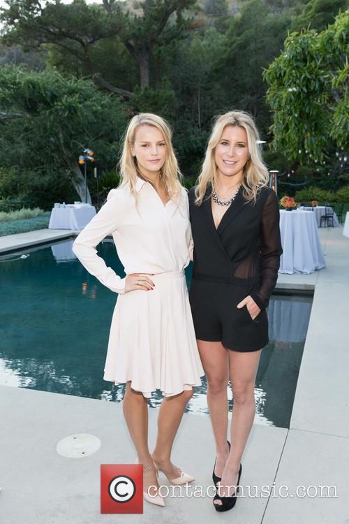 Kelly Sawyer Patricof and Jennifer Gibbon 1