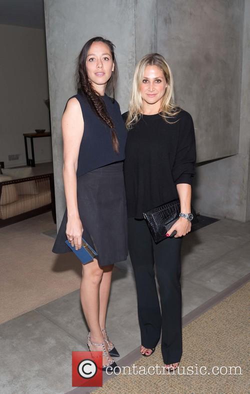 Angela Sutherland and Kimberly Ovitz 2