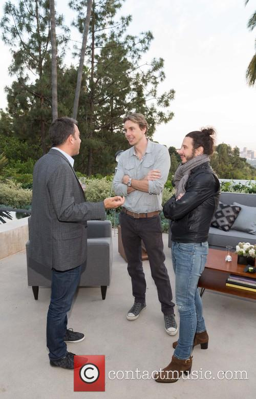 Adam Lilling, Dax Shepard and Andrew Panay 2
