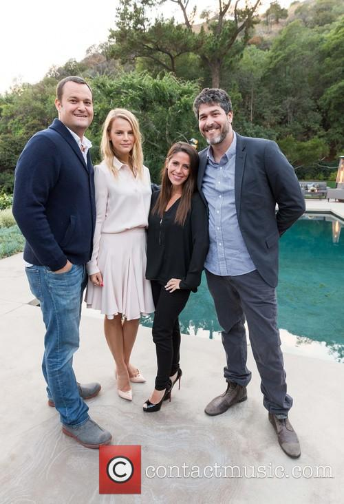 Jamie Patricof, Kely Sawyer Patricof, Soleil Moon Frye and Jason Goldberg 3