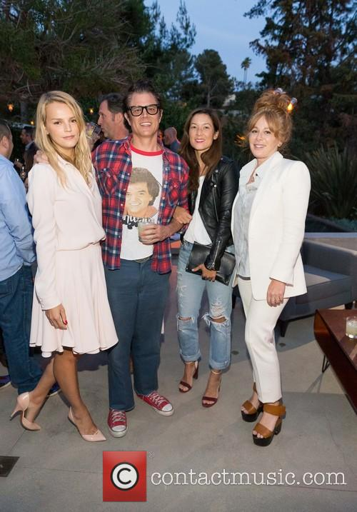 Kelly Sawyer Patricof, Johnny Knoxville, Naomi Nelson and Kimberly Muller 3