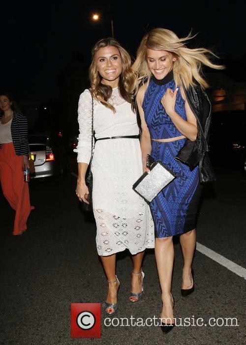 Ashley Roberts and Zoe Hardman 8
