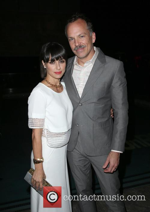 Constance Zimmer and Russ Lamoureux 2