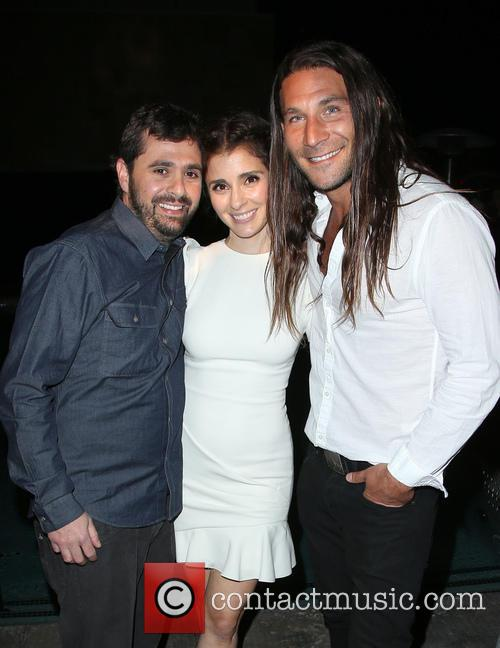 Jon Shook, Shiri Appleby and Zach Mcgowan 2