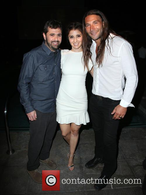 Jon Shook, Shiri Appleby and Zach Mcgowan 4