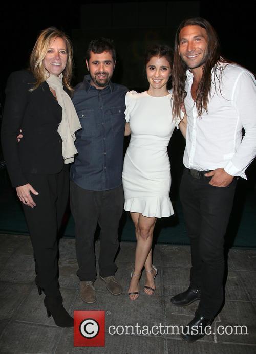 Nina Lederman, Jon Shook, Shiri Appleby and Zach Mcgowan 3