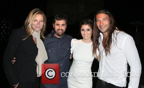 Nina Lederman, Jon Shook, Shiri Appleby and Zach Mcgowan 5