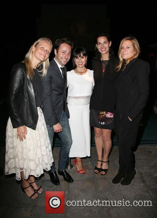 Constance Zimmer, Nina Lederman and Guests 10