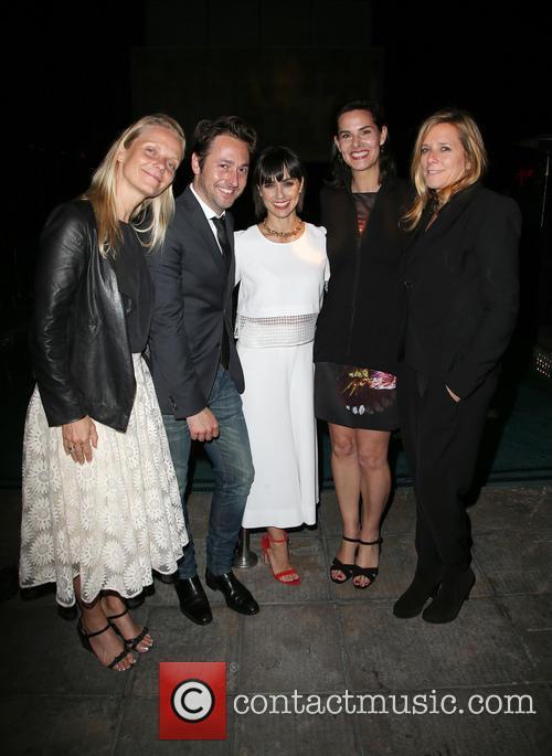 Constance Zimmer, Nina Lederman and Guests 11