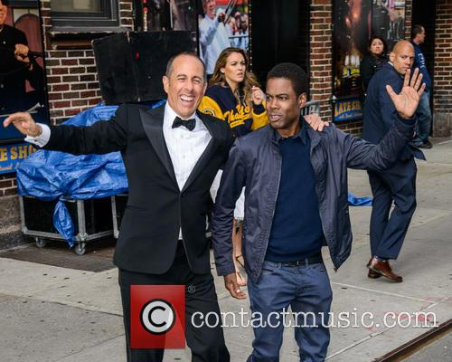 Jerry Seinfeld and Chris Rock 3