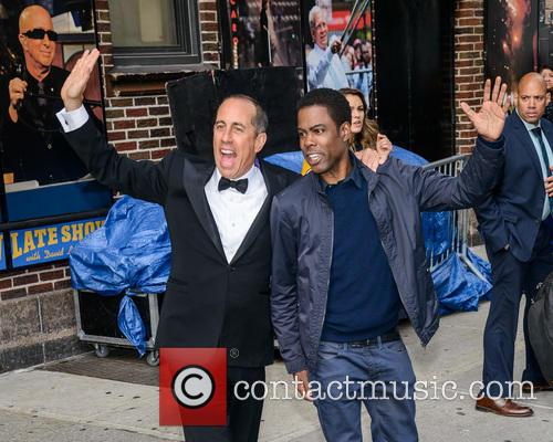 Jerry Seinfeld and Chris Rock 5