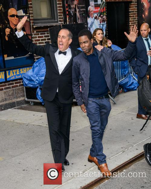 Jerry Seinfeld and Chris Rock 1