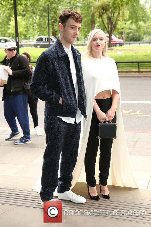 Grace Chatto and Clean Bandit 1