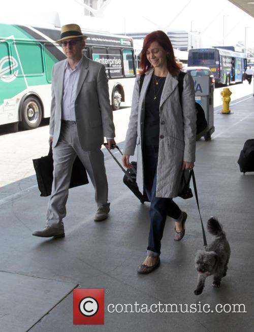 Michael Emerson and Carrie Preston 4