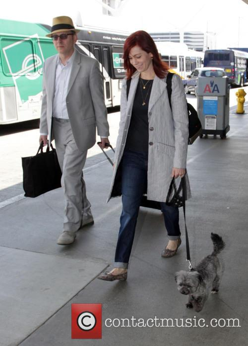 Michael Emerson and Carrie Preston 6