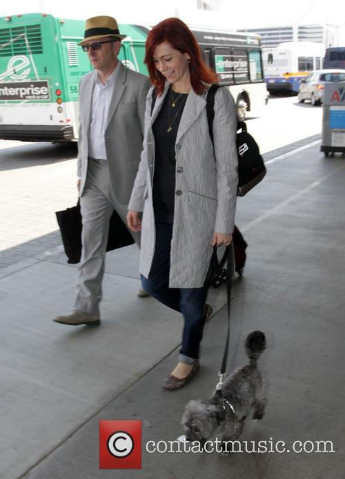 Michael Emerson and Carrie Preston 8