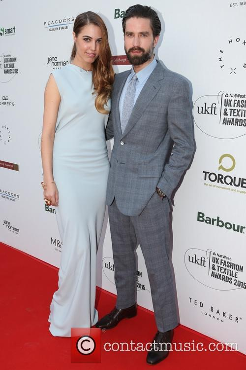 Amber Le Bon and Jack Guinness 11
