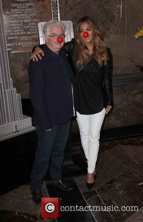 Kevin Cahill and Nicole Scherzinger 3