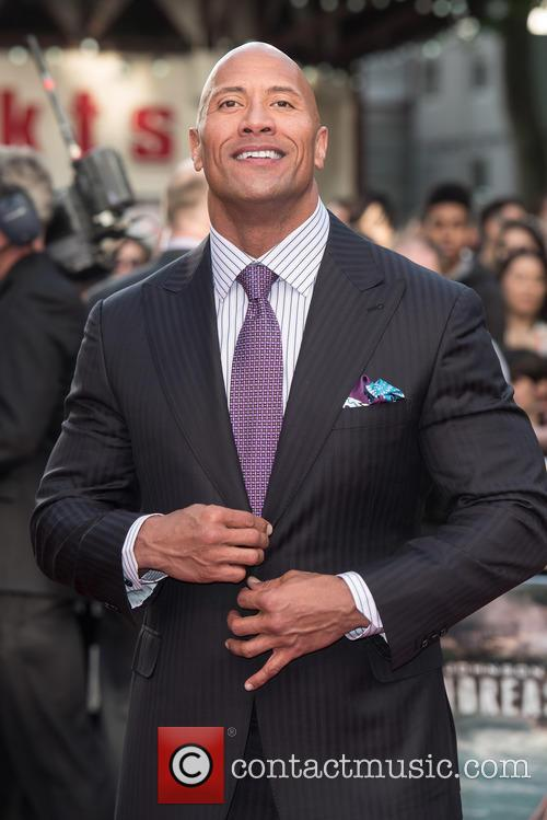 Dwayne Johnson 11