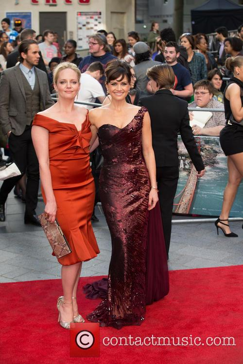 Carla Gugino and Malin Akerman 8