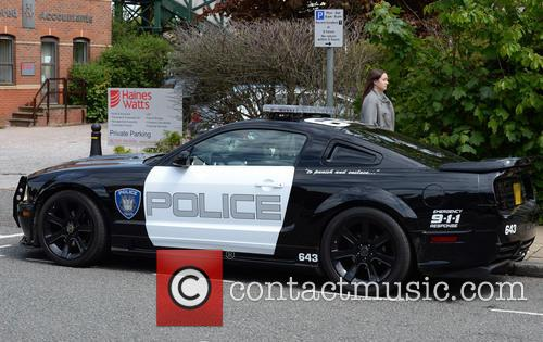 2.8 Saleen Livered and American Police Car 2