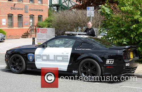 2.8 Saleen Livered and American Police Car 10