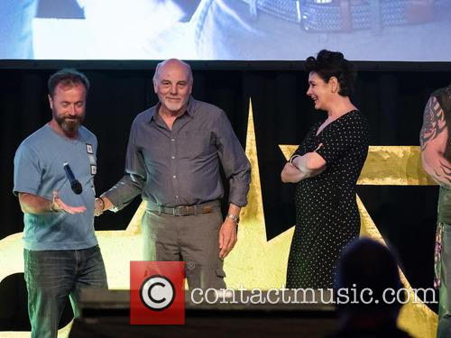 David Nykl, Carmen Argenziano and Sean Young 8