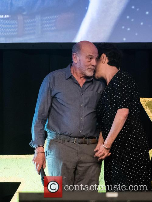 Carmen Argenziano and Sean Young 1
