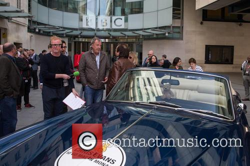 Jeremy Clarkson and Chris Evans 11