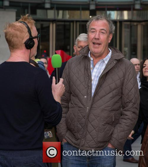Jeremy Clarkson Chris Evans