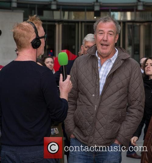 Jeremy Clarkson To Face Argentinian Jail Over Licence Plate Controversy?