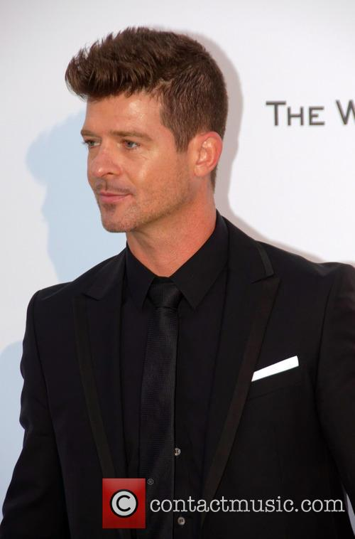 Robin Thicke | Biography, News, Photos and Videos | Page 6