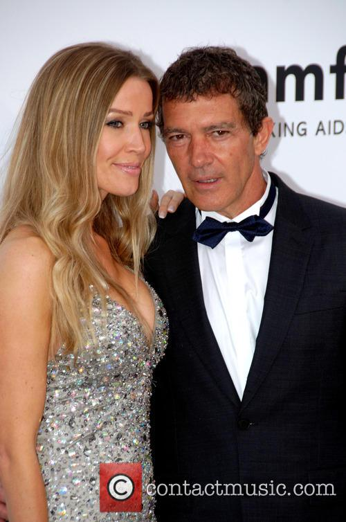 Antonio Banderas and Nicole Kimpel 1