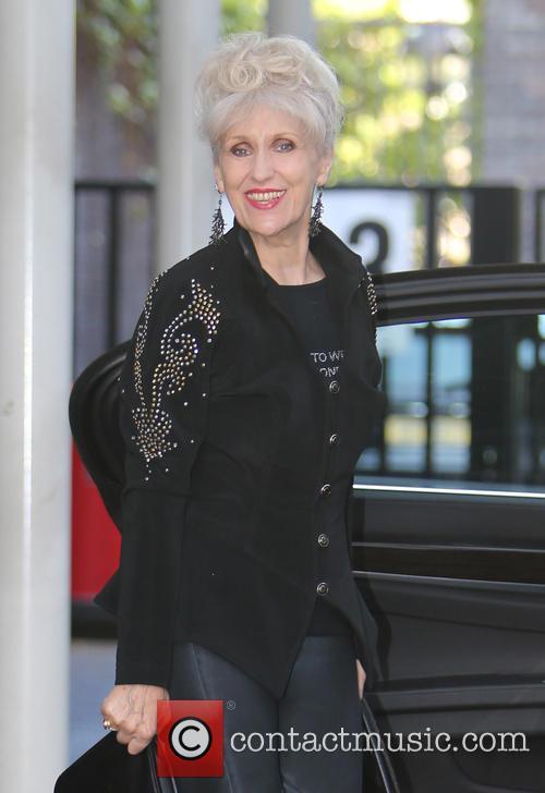 Anita Dobson 9