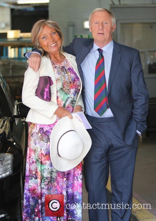 Chris Tarrant and Jane Bird 4
