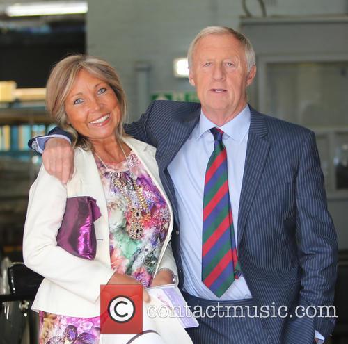 Chris Tarrant and Jane Bird 5