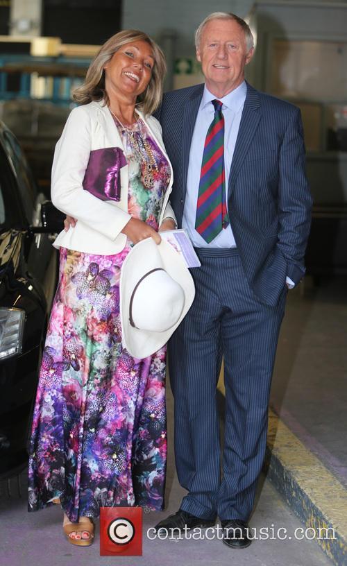 Chris Tarrant and Jane Bird 1