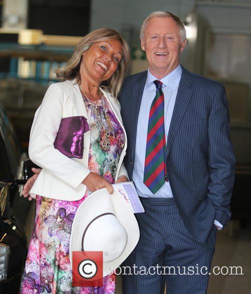 Chris Tarrant and Jane Bird 9