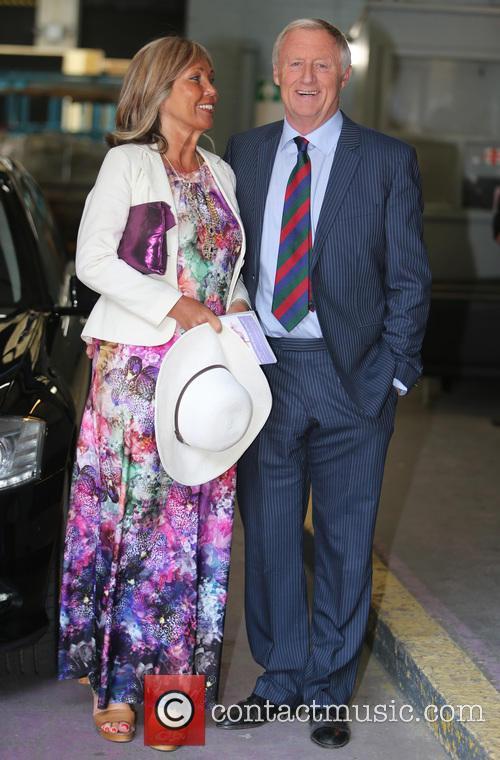 Chris Tarrant and Jane Bird 10