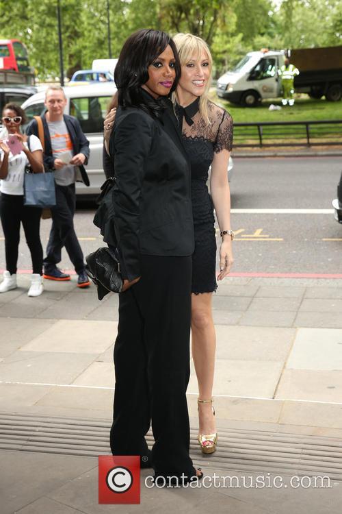 Nicole Appleton and Shaznay Lewis 2