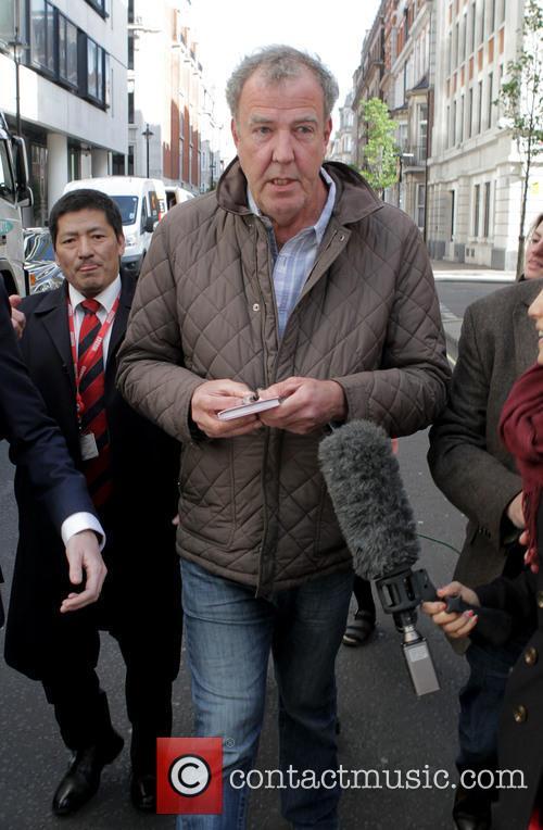 Jeremy Clarkson and Jeremy Clakson 2