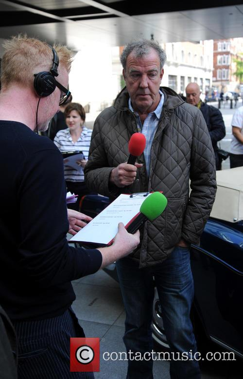 Jeremy Clarkson at The BBC