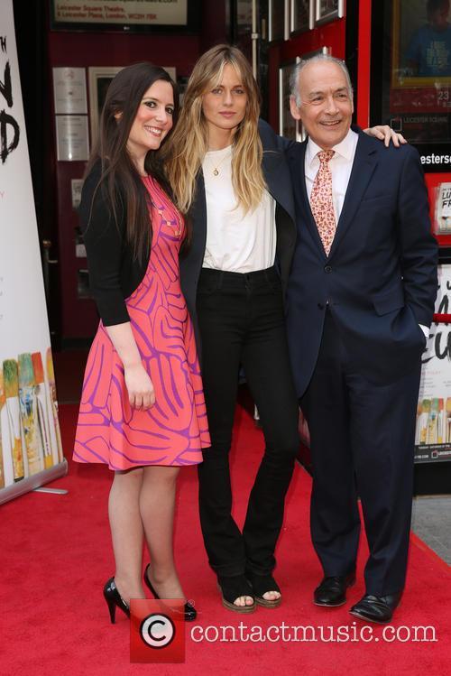 Laura-jane Foley, Cressida Bonas and Alastair Stewart 2