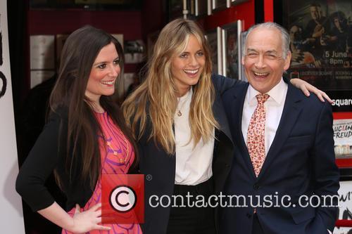 Laura-jane Foley, Cressida Bonas and Alastair Stewart 1