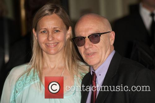 Midge Ure and Sheridan Forbes 1