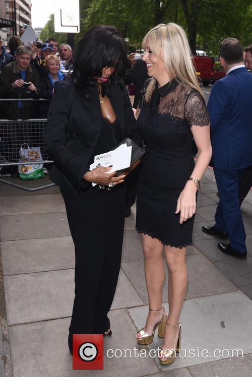 Nicole Appleton and Shaznay Lewis 4