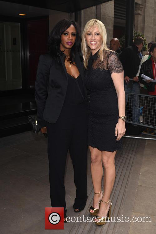Nicole Appleton and Shaznay Lewis 5