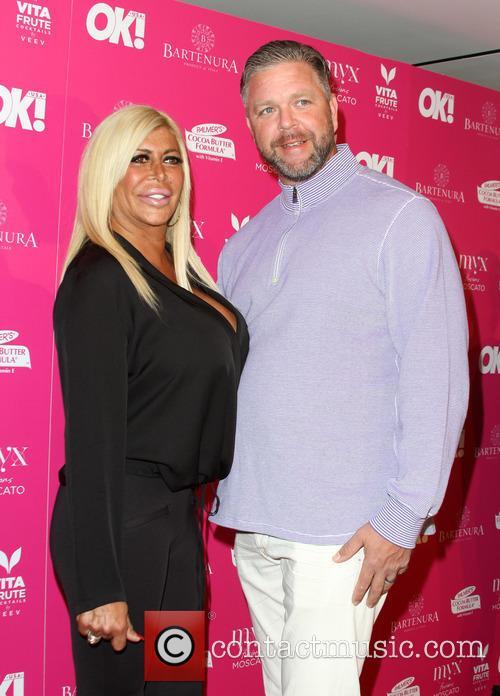 Angela 'big Ang' Raiola and Husband Neil Murphy 2